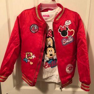 Girls Disney Jacket size 7/8